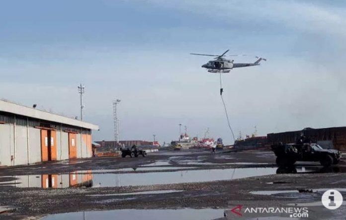 Terorisme di Pelabuhan Cirebon Dapat Diatasi Denjaka