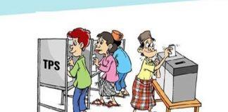 Pilkati Bangun Jaya, Panitia Sediakan 3 TPS