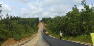 Sesalkan Pekerjaan Proyek Tampal Sulam Jalan Provinsi, Anggota DPRD Tubaba Desak Dinas Terkait Lakukan Perbaikan