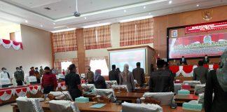 Disetujui Megawati Soekarno Putri, Liono Resmi Jabat Ketua DPRD Muara Enim Gantikan Aries HB
