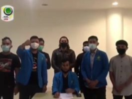 "Buntut Unras Simpang Lima Banda Aceh, Dema UIN-Ar Raniry Desak Penyebar ""Hoaks"" Meminta Maaf"