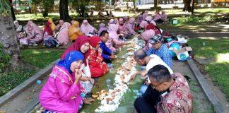 Kunjungan Komunitas Bundo Kanduang Saniangbaka Kabupaten Solok ke Padang Disambut Orasi Kebudayaan