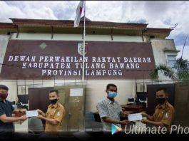 Tuntut Hearing Terbuka Bersama Diskominfo, Sejumlah Awak Media Layangkan Surat ke Ketua DPRD Kabupaten Tulang Bawang