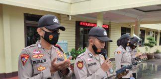 Coba-coba Dirikan Kemah di Gunung Dempo Pagar Alam, Siap-siap Kena Bubarkan Polisi