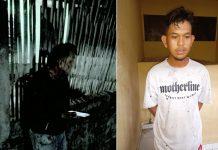 Sempat Viral di Medsos, Pelaku Sabet Korbannya Pakai Parang Hingga Bermandi Darah Berhasil Dibekuk Polisi