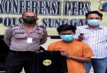 2 Bulan Menghilang, Ari Pelong Pelaku Curanmor Kandas di Tangan Tekab Polsek Sunggal