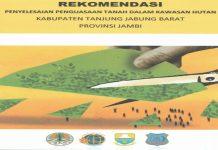 Minimnya Perolehan Dana Bagi Hasil Sumber Daya Hutan Kab.Tanjab Barat, Dipertanyakan