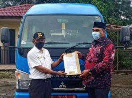 Permudah Perjalanan Siswa, Bupati Berikan 1 Unit Bus Sekolah Bagi 2 Desa DAS