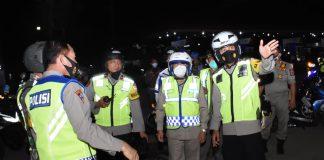 Polres Lubuklinggau Terjunkan 444 Personel Gabungan Amankan Malam Tahun Baru