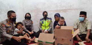 Kesedihan Keluarga Korban Pesawat Sriwijaya Air SJ-182 Asal Lubuklinggau Sedikit Terobati, Setelah Kunjungan Secara Langsung Kapolres