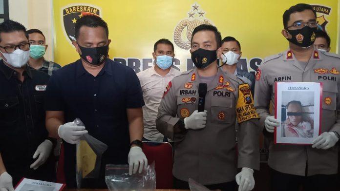 Anggota Sindikat Sabu Jaringan Aceh – Medan Ditembak Mati, Polisi Amankan 2 Kg Sabu