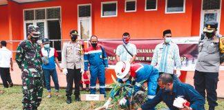 Gaspol Awal Tahun, Pertamina EP Asset 2 Pendopo Field Tajak Sumur MSI-TAF02