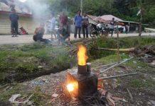 Bantu Petani Sere Wangi, Said Sani Kembangkan Kompor Bahan Bakar Air