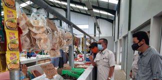 Pasar Rakyat Sematang Borang Sako Beroperasi, Begini Antusias Pedagang dan Pembeli