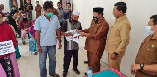 13 Desa di Gayo Lues Terima BLT, Kepala DPMG: Manfaatkan BLT Dana Desa Untuk Berbelanja di Desa