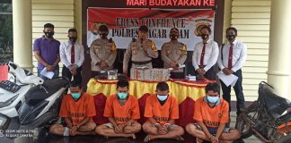 Penyebab Gangguan Sinyal Telkomsel di Pagaralam Ternyata Ulah Pencuri Baterai, Salah Satu Pelaku di Dor..!