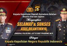 Kapolda Sumsel Hadiri Virtual Moment Detik-detik Pelantikan Listyo Sigit, Lalu Seperti Apa Harapan Rakyat Indonesia Pada Kapolri Anyar Ini