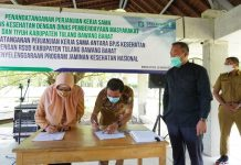 'Mantap,!' Hasil MoU DPMD dan RSUD Berdampak Positif Bagi Masyarakat, Warga Tubaba Siap Dilayani Berobat Sebagai Pasien BPJS