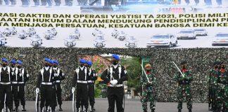 Gelar Operasi Gaktib dan Yustisi Polisi Militer 2021, Pangdam II/Swj Bakal Tekankan 3 Hal Ini kepada Prajurit dan PNS TNI