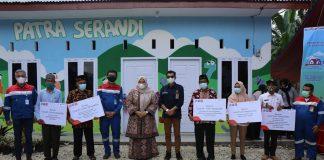 SKK Migas - Pertamina EP Jambi Field Inisiasi Pendirian PAUD Patra Serandi, Wah, Ternyata Ini Alasannya