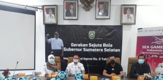 Tingkatkan Pesepakbolaan di Sumsel serta Dukung Inpres dan Program Gubernur, PT NJPG Bantu 200 Bola Merk Adidas