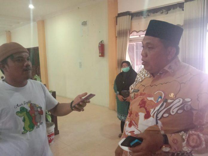 Temuan LPH BPK RI Perwakilan Aceh Singkil, Setengah dari 12 Miliar Akan Dikembalikan ke Negara