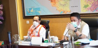 Menhub RI Minta Pembangunan Tanjung Carat Status Lahan 'Clear and Clean', HD: Impian Miliki Pelabuhan Besar Segera Terwujud