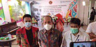 BNPT Angkat Novel 'Si Doel Anak Jakarta' Versi Original Jadi Webseries untuk Media Pendidikan Toleransi