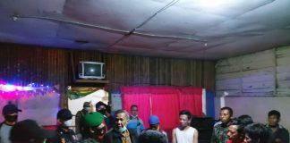 Jelang Bulan Ramadan, Camat Gelumbang Pimpin Operasi Pekat 29 Wanita dan 2 Drigen Tuak Terjaring Razia