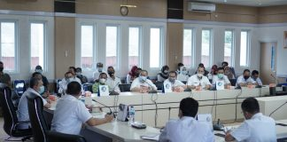 26 Februari, Bupati dan Wakil Bupati Terpilih Kabupaten OKU Dilantik