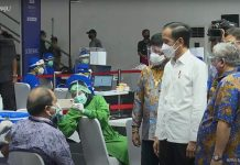 Vaksinasi Massal Awak Media, SMSI: Terima Kasih kepada Pemerintah yang Telah Memperhatikan Insan Pers Secara Seksama