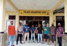 Lagi Melintas di Jalan Raya Sutami, Warga Sekampung Udik Tertangkap Tangan Bawa Sabu