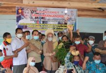 Bangun Kekuatan Ekonomi Petani, Renny Astuti Siap Perjuangkan Kemitraan Konservasi