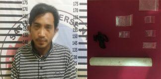 Satres Narkoba Polres Tulang Bawang Gerebek Sebuah Rumah di Perum Bhayangkara Warga Makmur Jaya