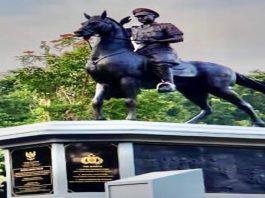 Monumen Patung Pahlawan Nasional Komjen Pol Dr M. Jasin, Bukti Sejarah Perjuangan POLRI Turut Berjasa Bagi NKRI