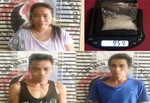 Polisi Grebek Rumah Sarang Bandar Narkoba, 2 Pria dan 1 Wanita Dijebloskan ke Penjara