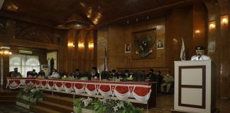 Rapat Paripurna DPRD Kab. Asahan, Bupati Surya Beberkan 12 Visi dan 10 Program Prioritas