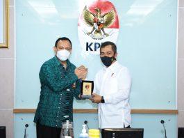 Bahas Pemberantasan Korupsi Bersama Pimpinan KPK, Kabareskrim Polri Berharap Hindari Ketersinggungan Antar Penegak Hukum