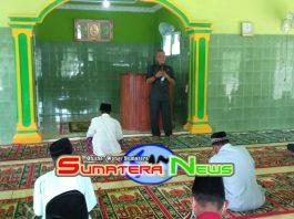 Safari Salat Jum'at di Masjid Nurussyuhadah, Pesan RJK Mengenai Kerukunan dan Kesehatan