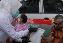 Pemkot Siapkan 5 Ribu Vaksin Buat Lansia, Finda Apresiasi Lansia Rela Menunggu dari Pagi
