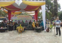 Desa Taman Sari Jadi Kampung Tangguh Berbasis Mikro, Bupati Asahan Nilai Inovasi Penguatan Penanganan Covid-19