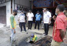 Wujudkan Kisaran Bebas Banjir Bupati dan Wabup Asahan Lakukan Beberapa Pembenahan