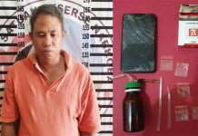Jadikan Rumah Tempat Peredaran Narkoba, Petani Ini Diringkus Polisi