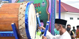 OKI Gaungkan Syiar Al-Qur'an dengan Prokes Ketat di Masa Pandemi