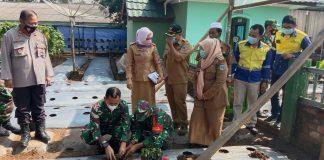 Gandeng PT GGB, Kodim 0405 Lahat Berikan Pelatihan Kewirausahaan kepada Warga Desa