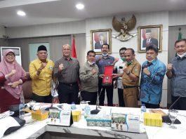 Jadi Panutan dalam Pengelolaan BUMD, Anggota DPRD Provinsi Bengkulu Kunjungi Pemprov Sumsel