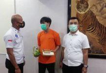 Tangkap Bandar Narkoba di Deli Serdang, AKP Paul: Kita Tak Segan Menembak Mati Gembong Narkoba di Kota Medan