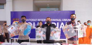 Polda Riau Ringkus Pelaku Kencing Solar, Libatkan Operator Feeling Set di TBBM Pertamina Dumai