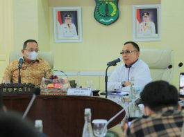 Begitu Cepat Perkembangan Pembanguan di Muba, Ini Pengakuan Jujur Mantan Wali Kota Palembang 2 Periode