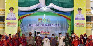 Realisasikan Mura MANTAB, Hj Ratna Machmud Gelontorkan Rp1 Miliar untuk Rumah Tahfidz, Masjid dan Ponpes